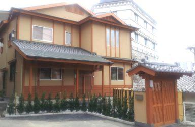 K庫裡 新築工事のサムネイル画像