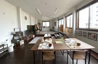 3階させぼ移住サポートまちなかお試し住宅(空家リノベ)のサムネイル画像